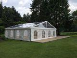 Tent met Transparant dak