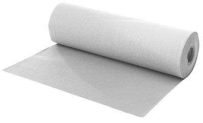 Witte of gekleurde loper per strekkende mtr.