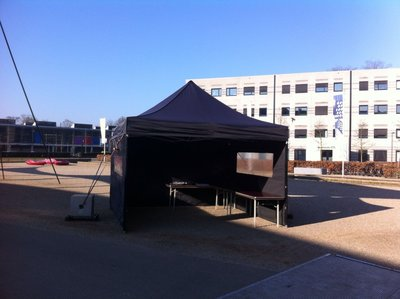Partytent 4x4