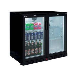 Gamko koeling huren (dubbel met glazen deur)
